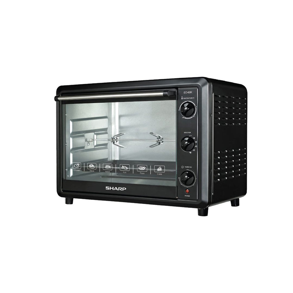 SHARP ELECTRIC OVEN 60 LTRS EO60K3