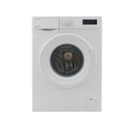 SHARP WASHING MACHINE 7 Kg FRONT LOAD   ES-FE710CZ-W