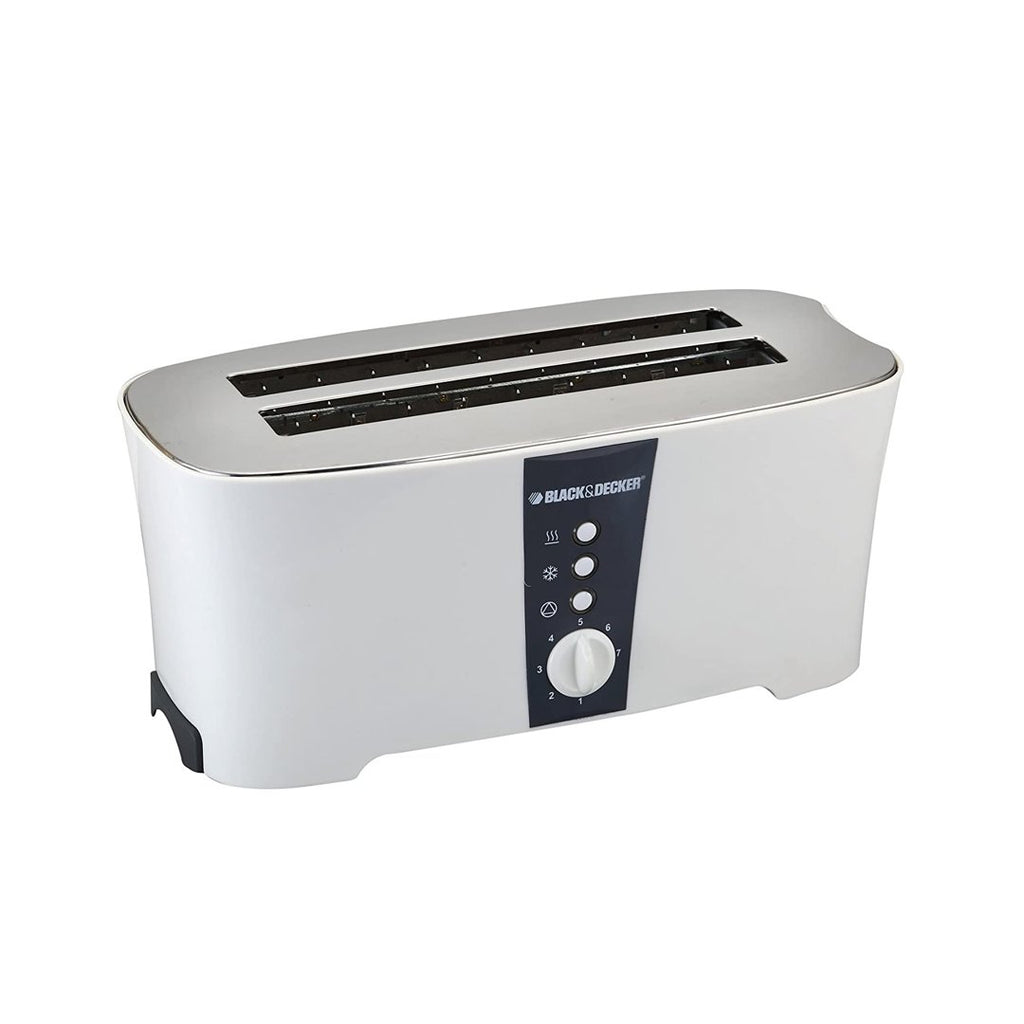BD COOL TOUCH 4 SLICE TOASTER 1350 WATTS ET124-B5