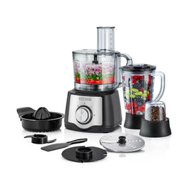 B+D 600W FOOD PROCESSOR WITH BLENDER, GRINDER 29 FUNCTIONS   FX650-B5