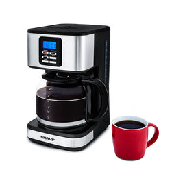 SHARP COFFEE MAKER 1.8L    HM-DX41-S3