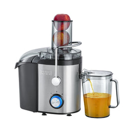 BLACK+DECKER 800W PERFORMANCE JUICE EXTRACTOR WITH XL WIDE CHUTE - JE800-B5