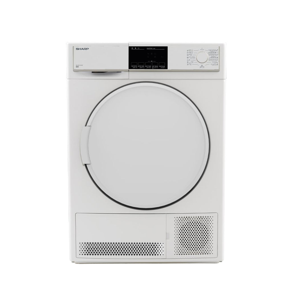 SHARP CONDENSER  DRYER 7 KG KD-FCS7100CZ-W