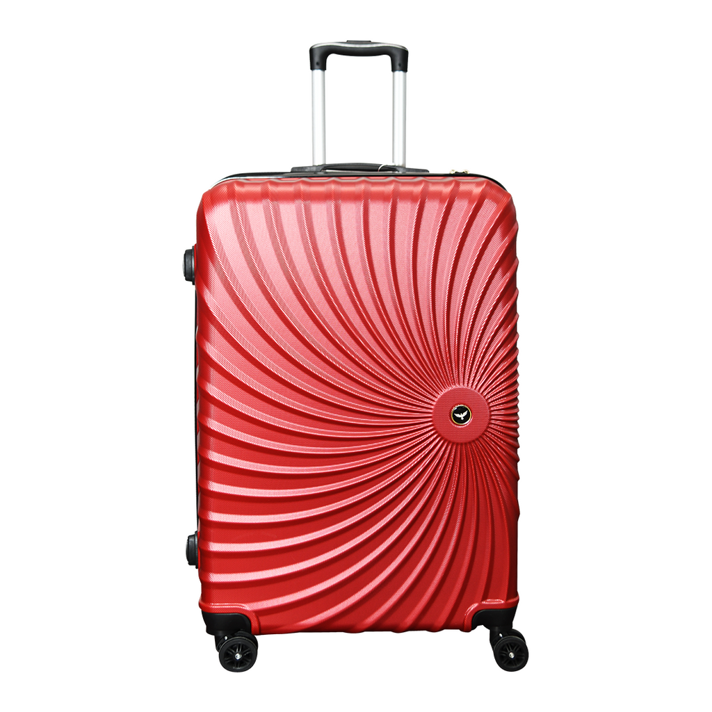 ALM HARD TROLLEY LUGGAGE 4 WHEELS 28""