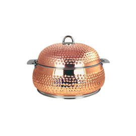 NEW KING BELLY HOTPOT W/MILANO COPPER 3000ML