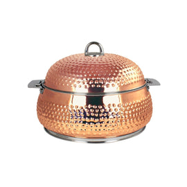 NEW KING BELLY HOTPOT W/MILANO COPPER 4000ML