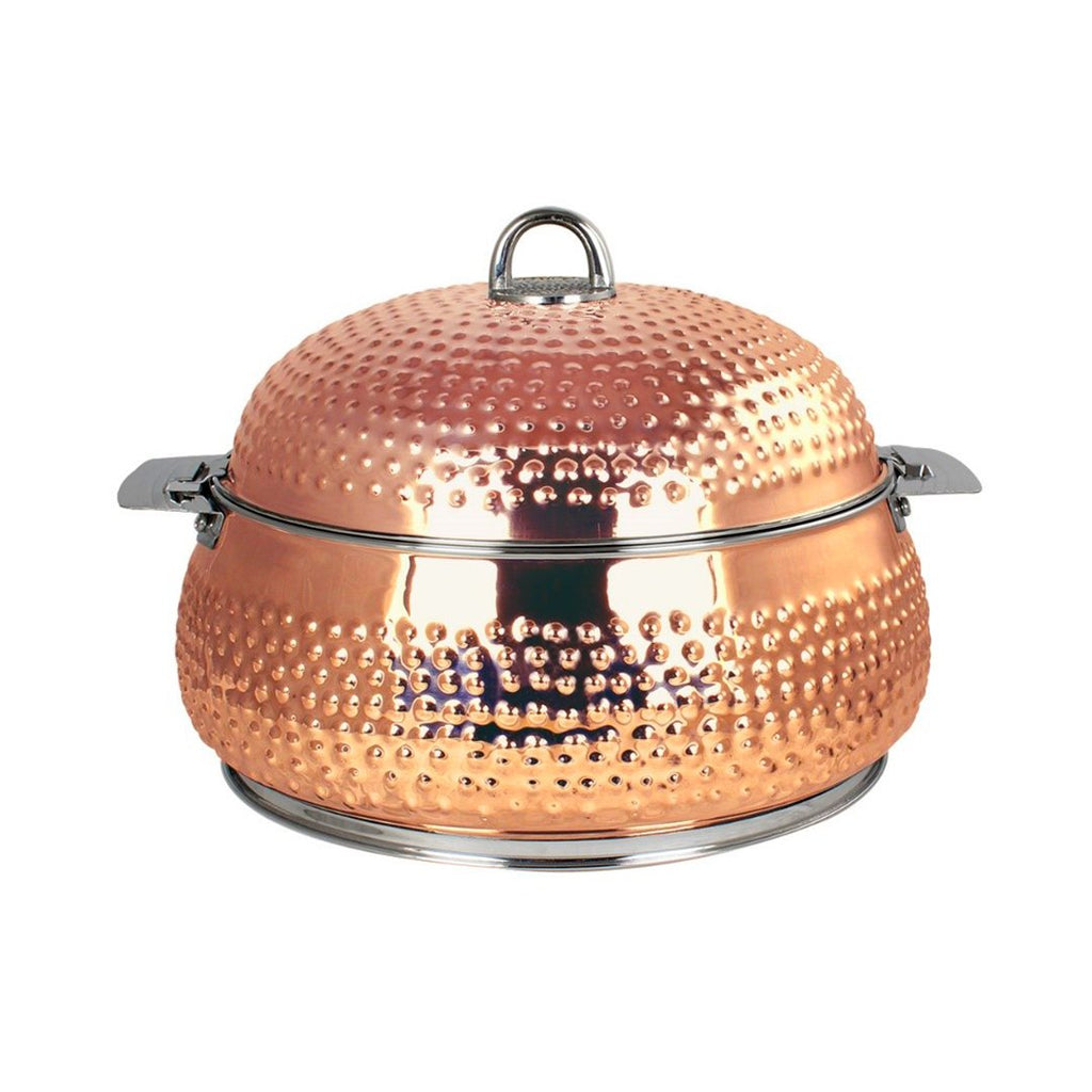 NEW KING BELLY HOTPOT W/MILANO COPPER 6000ML