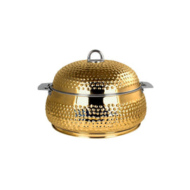 NEW KING BELLY HOTPOT W/MILANO GOLD 3000ML