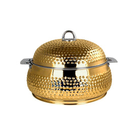 NEW KING BELLY HOTPOT W/MILANO GOLD 4000ML