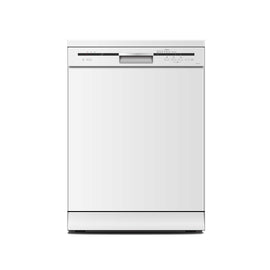 SHARP DISH WASHER 6 PROGRAM (WHITE ) QW-MB612-WH2