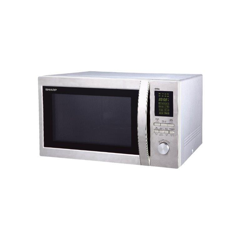 Sharp Microwave Oven with Grill 43L R-78BT(ST)