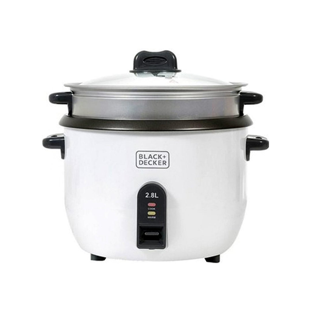 BD NON STICK RICE COOKER 2.8 LTR.   RC2850-B5