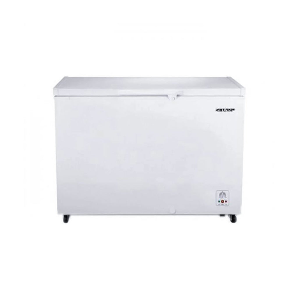 SHARP CHEST FREEZER 400L   SCF-K400X-WH3