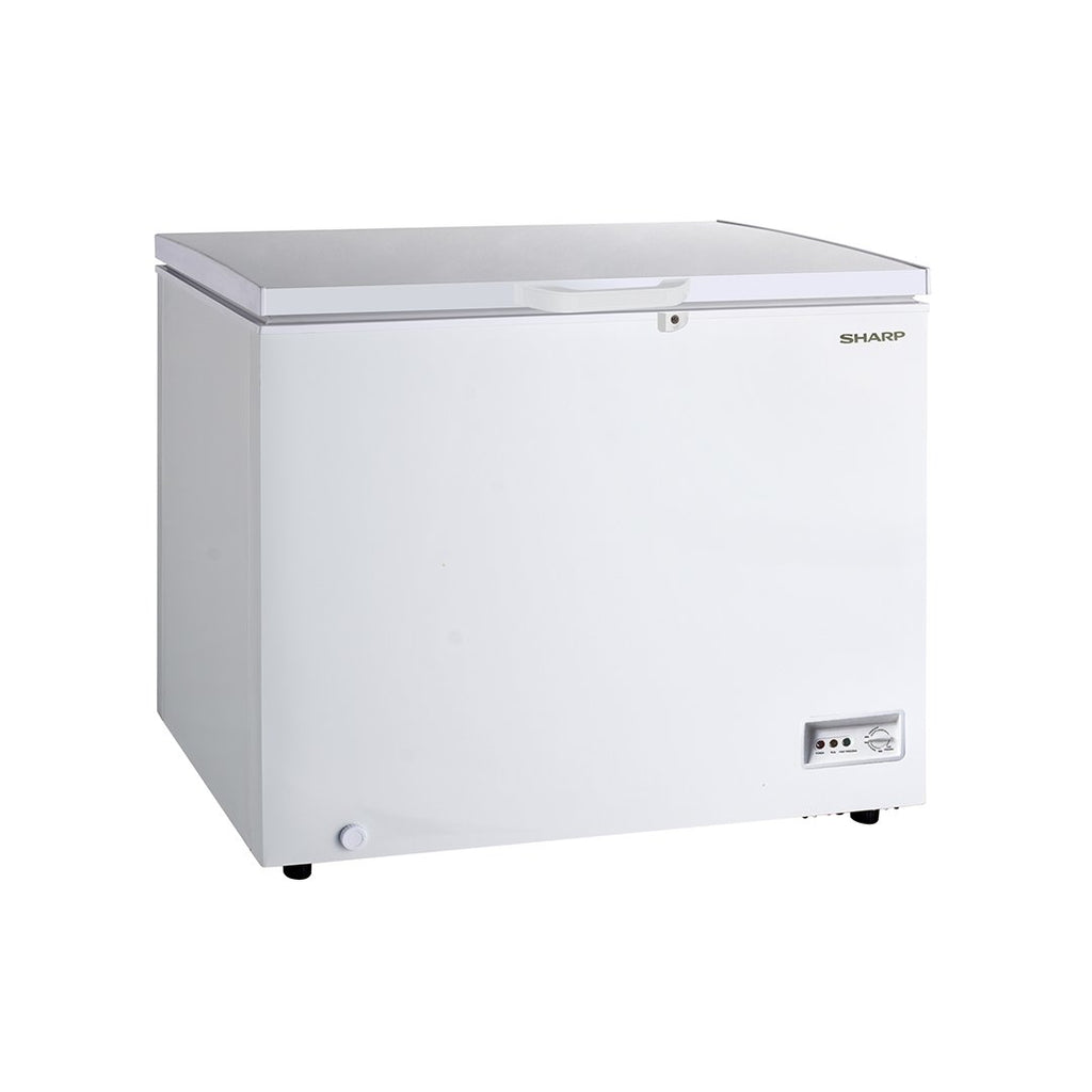 SHARP CHEST FREEZER  490 LTRS.   SCF-K490X-WH3