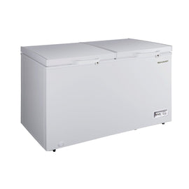 SHARP CHEST FREEZER 660 LTRS.  SCF-K660X-WH3