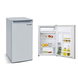 SHARP 1-DOOR REFRIGERATOR 150 LTRS. SJ-K155X-WH3
