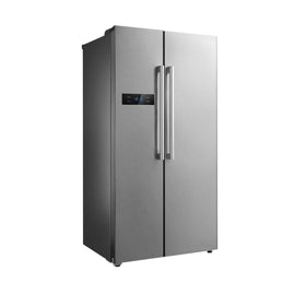 SHARP 2-DOOR SIDE BY SIDE REFRIGERATOR SJ-X635-HS3
