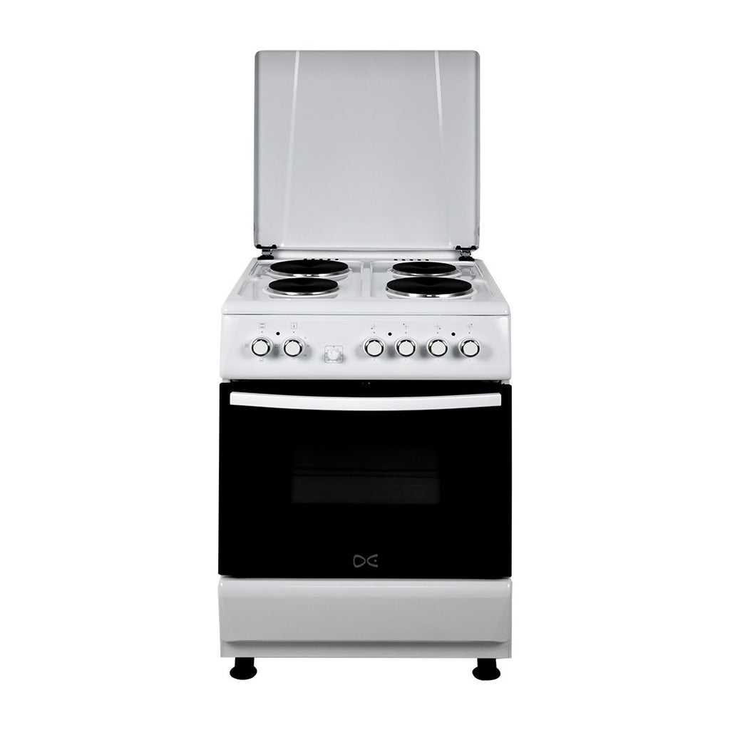 DE ELECTRIC COOKER 60X60 CM WHITE   WCEF66W