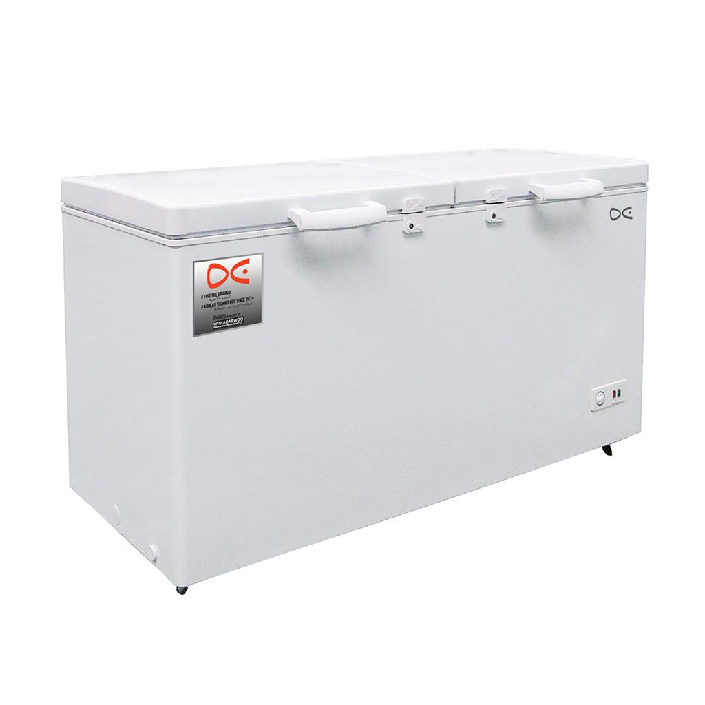 DE CHEST FREEZER 745 LTRS. WHITE  WCFW74WMCL