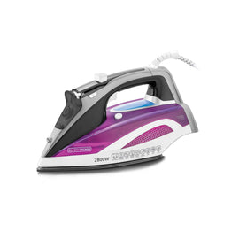 BD DIGITAL CONTROL STEAM IRON 2800 WATTS  X2250-B5
