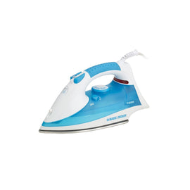 BD STEAM IRON 1600 WATTS   X810R-B5