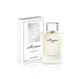ASRAR SILVER 100ML EDP