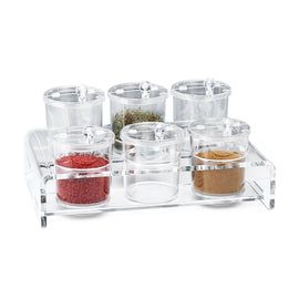 ZICCO POLYCARBONATE SAUCE JAM SPICE CONTAINER ZCP-524