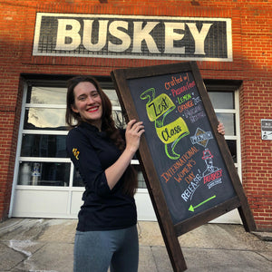Buskey Cider to Release Zest In Class Cider for International Women's Day