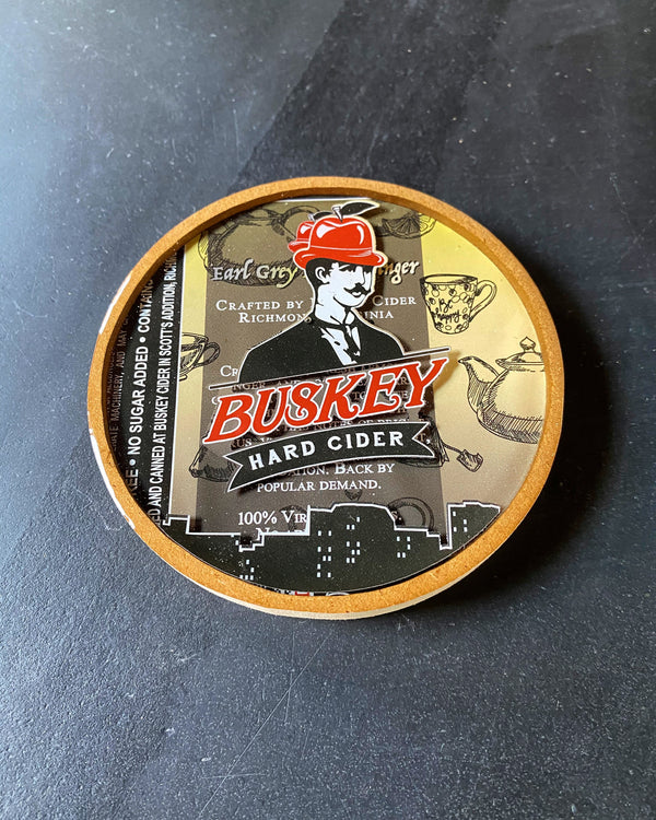 Buskey Coasters