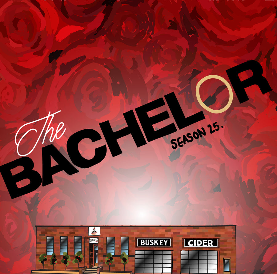 Table Reservation at The Bachelor @ Buskey - Episode 4 on Monday, 1/25/2021