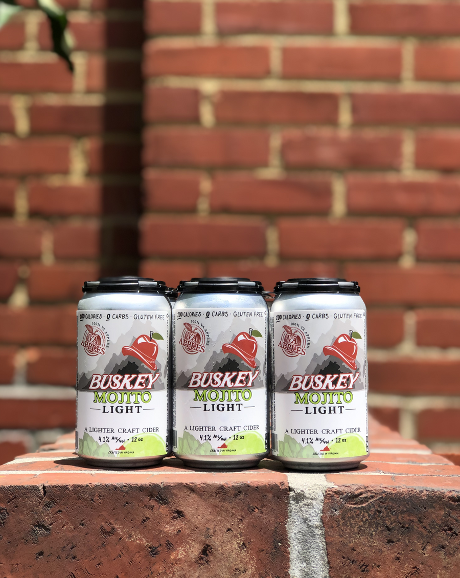 Buskey Mojito Light Cider (6-Pack)