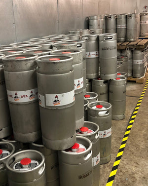 Keg Deposit (to be added to order when purchasing a keg)
