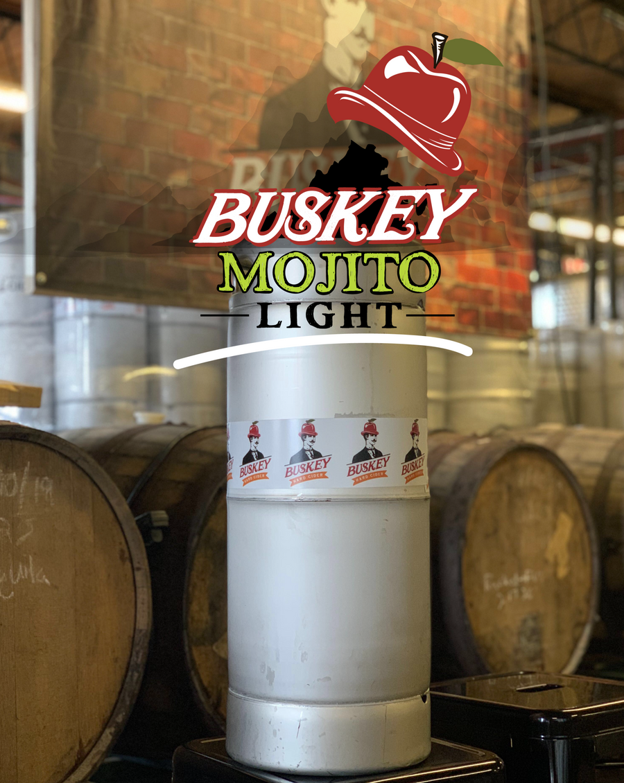 Mojito Light Cider Keg