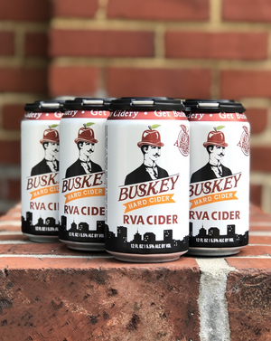 Buskey RVA Cider (6-pack)