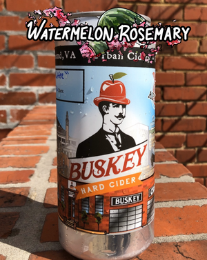 Watermelon Rosemary 32oz Crowler