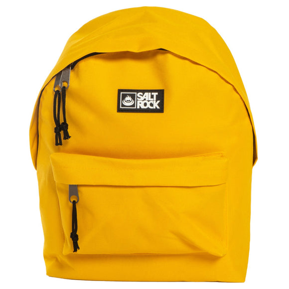 College - Backpack - Yellow