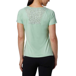 Womens Columbia T - Peak to Point II