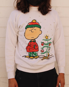 Vintage Charlie Brown Christmas Sweater