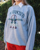 Vintage San Francisco Sweater
