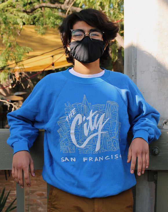 Vintage 80s San Francisco Crew Neck Sweatshirt