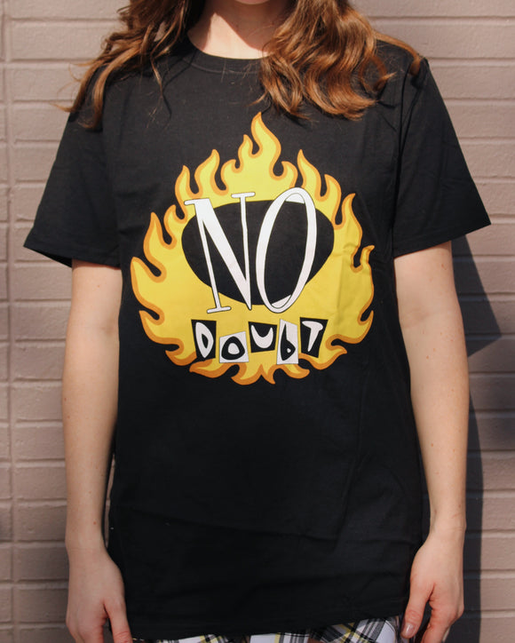 No Doubt Flame T-Shirt (New)