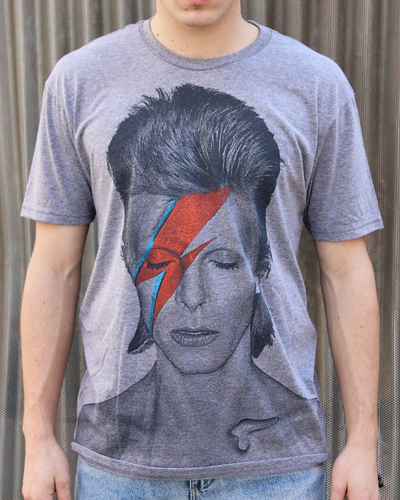 David Bowie Aladdin Sane T-Shirt (New)