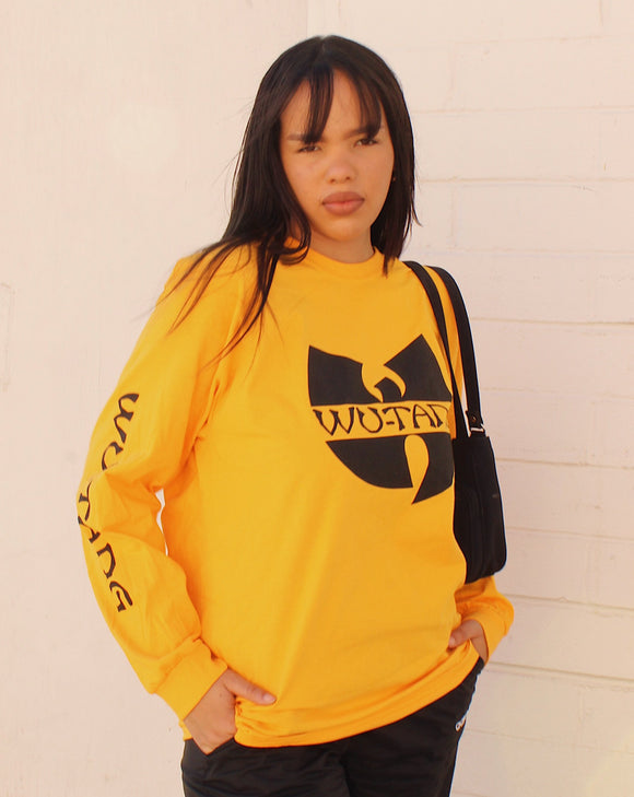 Wu-Tang Clan Long Sleeve (New)