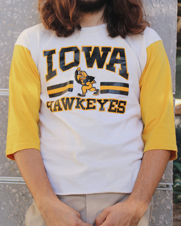 Vintage Iowa Baseball T-Shirt