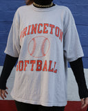 Vintage Princeton Softball T-Shirt