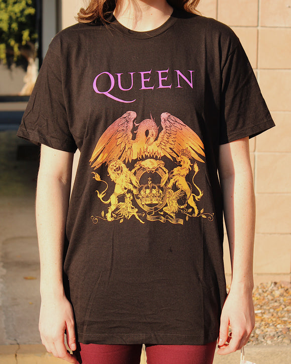 Queen Lion Logo T-Shirt (New)