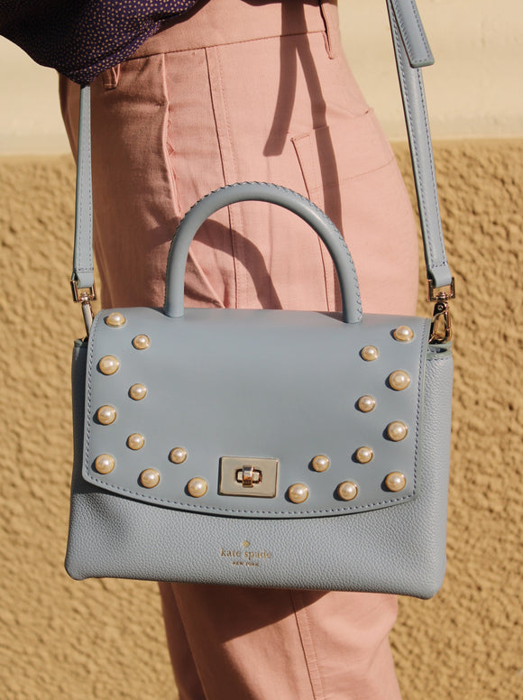Kate Spade Blue Pearl Purse (Recycled)