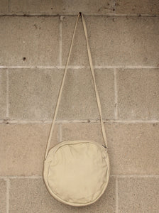 BAGGU canvas circle purse (Recycled)