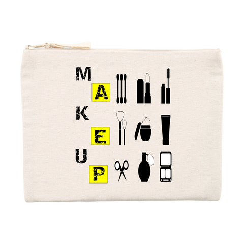 "Pochette ""Make Up"""