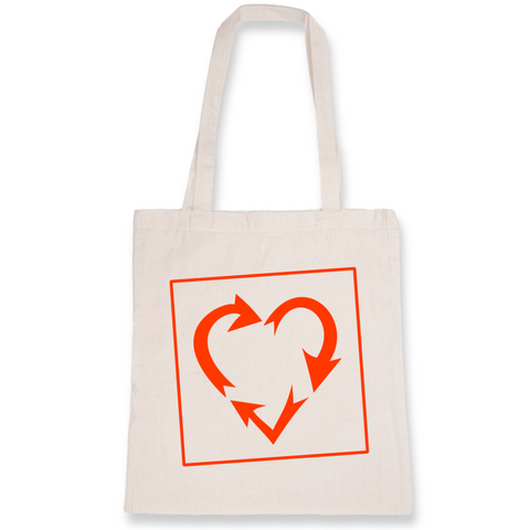 "Tote bag ""Éco Love"""